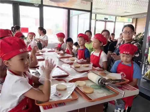 汉堡店加盟